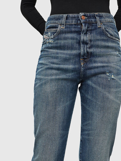 Diesel - D-Eiselle 0890Y, Medium Blue - Jeans - Image 3