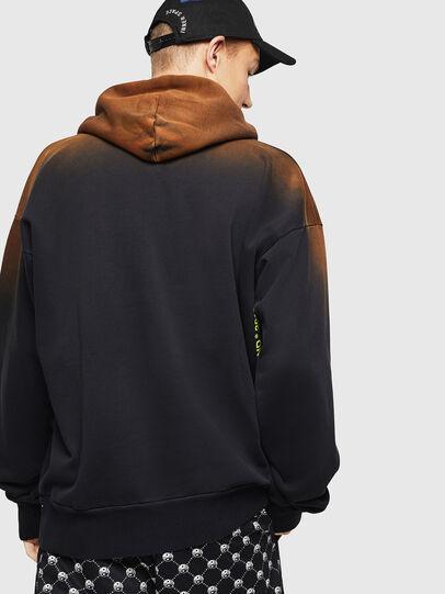 Diesel - S-ALBY-SUN, Black - Sweatshirts - Image 2