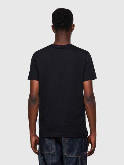 Diesel - T-DIEGOS-K30, Black - T-Shirts - Image 2