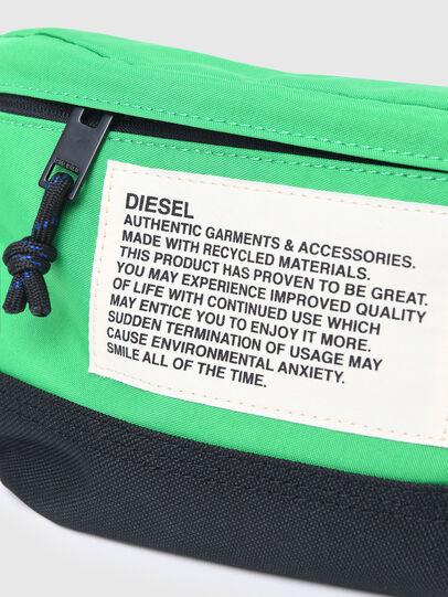 Diesel - LYAM, Verde/Azul marino - Bolsas con cinturón - Image 5