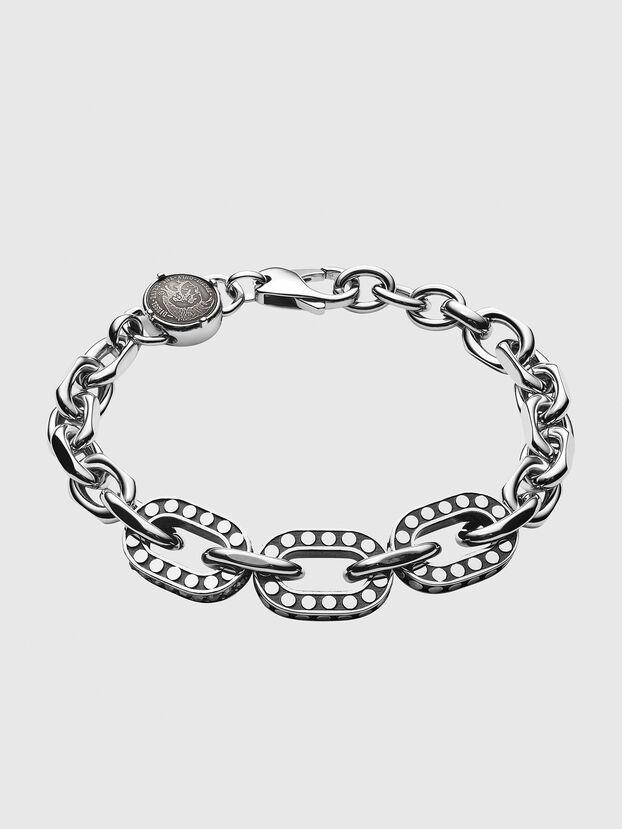 DX1166, Silver - Bracelets