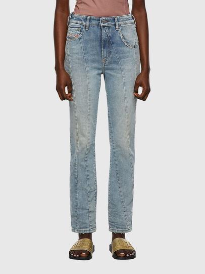 Diesel - D-Joy Slim Jeans 09A65, Light Blue - Jeans - Image 1