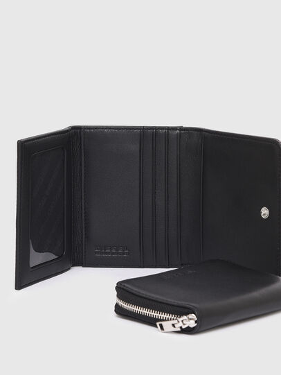Diesel - LORY, Dark Grey - Small Wallets - Image 3
