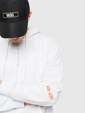 S-DIEX, White - Sweatshirts