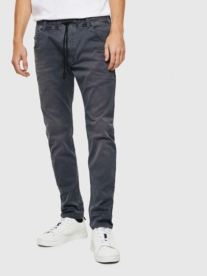 Diesel - Krooley JoggJeans 0670M, Dark Grey - Jeans - Image 1