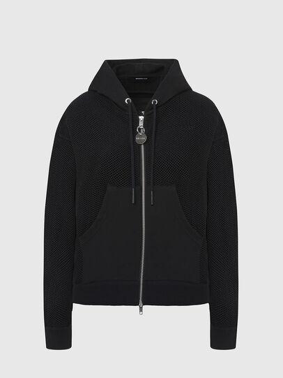 Diesel - M-ROXIE, Black - Sweaters - Image 1