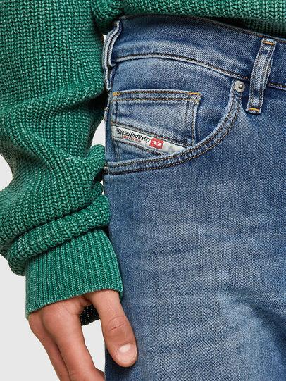 Diesel - D-Yennox Tapered Jeans 009EK, Light Blue - Jeans - Image 4