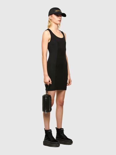 Diesel - D-REKI, Black - Dresses - Image 6