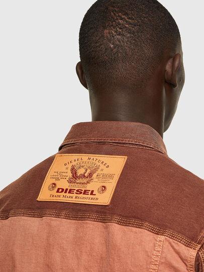 Diesel - D-YOGI-SP1 JOGGJEANS,  - Chaquetas de denim - Image 4