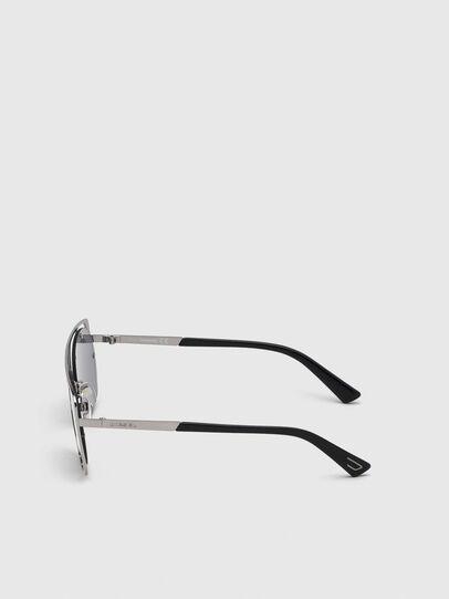 Diesel - DL0305, Gray/Black - Sunglasses - Image 3