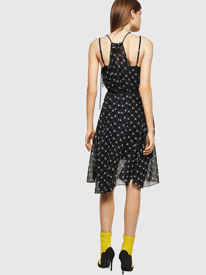 Diesel - D-YING, Black - Dresses - Image 2