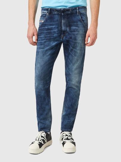 Diesel - Krooley JoggJeans® 069XE, Azul medio - Vaqueros - Image 1