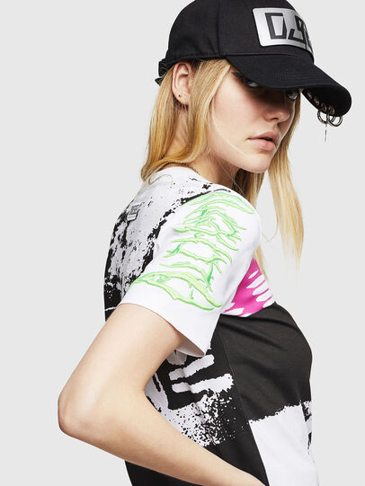 Diesel - T-SILY-WU,  - T-Shirts - Image 3