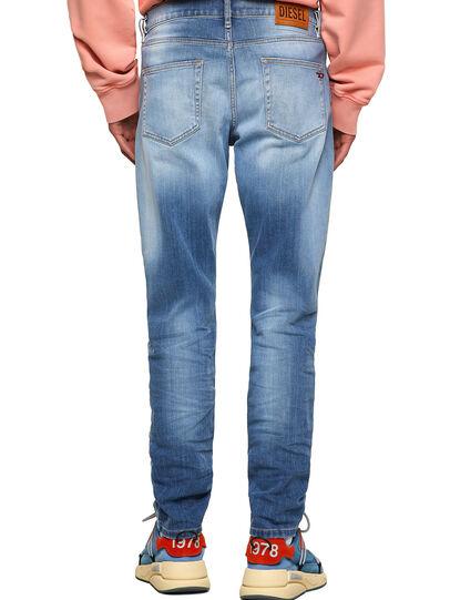 Diesel - D-Strukt Slim Jeans 009NF, Light Blue - Jeans - Image 2