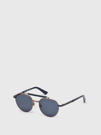 Diesel - DL0239, Bronze - Sunglasses - Image 4