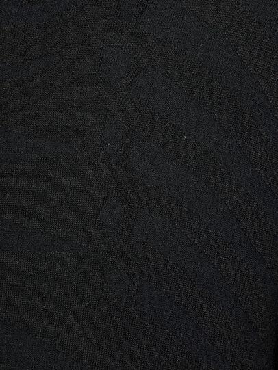 Diesel - K-ALAMAN, Black - Sweaters - Image 5