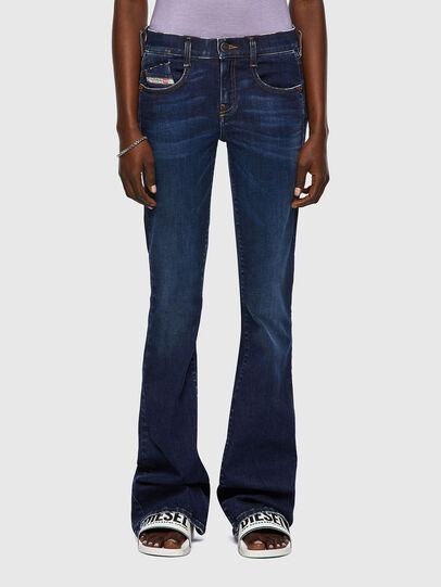 Diesel - D-Ebbey Bootcut Jeans 09A30, Dark Blue - Jeans - Image 1