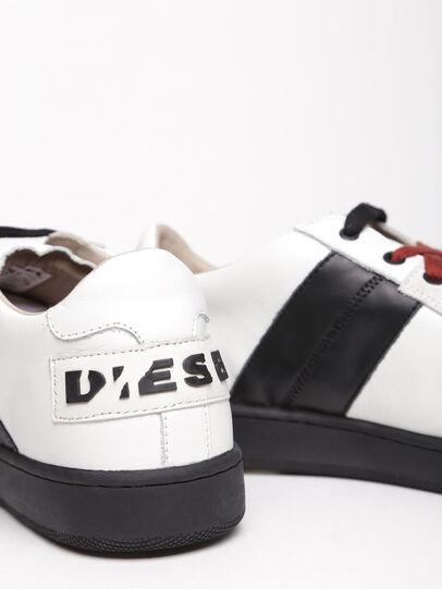 Diesel - S-MILLENIUM LC, White/Black - Sneakers - Image 4