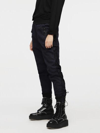 Diesel - Taryn JoggJeans 0GASP, Dark Blue - Jeans - Image 3