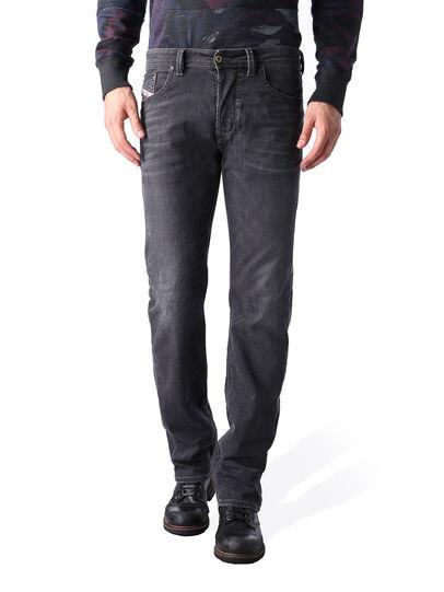 Diesel - Larkee 0669F, Black/Dark Grey - Jeans - Image 1