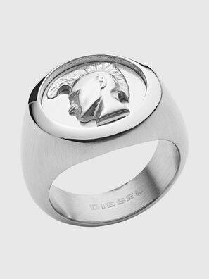 DX1211, Silver - Rings