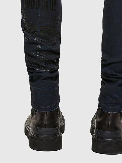 Diesel - D-REEFT JoggJeans® 069RB, Dark Blue - Jeans - Image 6