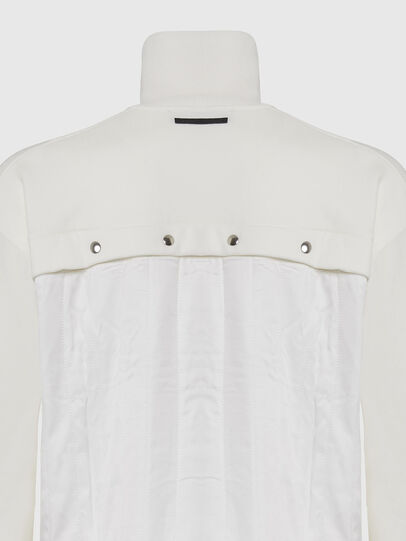 Diesel - S-STUFF, White - Sweatshirts - Image 4