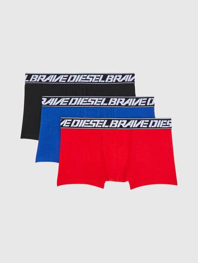Diesel - UMBX-DAMIENTHREEPACK, Red/Blue - Trunks - Image 1