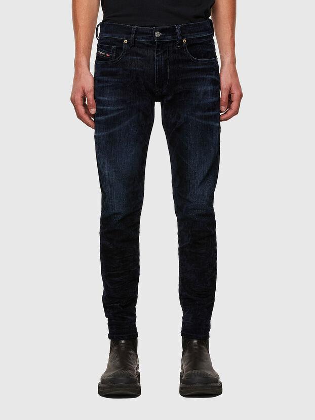 D-Strukt 0091U, Dark Blue - Jeans