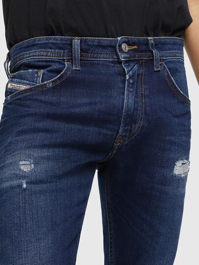 Diesel - Thommer 083AY, Dark Blue - Jeans - Image 3