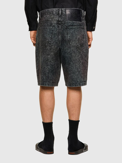 Diesel - D-MAXS-SP, Negro - Shorts - Image 2