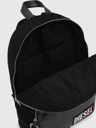 Diesel - MIRANO CNY, Black - Backpacks - Image 7