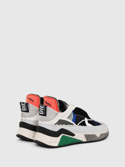 Diesel - S-BRENTHA DEC, Multicolor/Black - Sneakers - Image 3