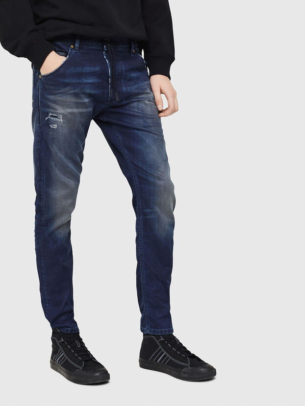 Krooley JoggJeans 069GZ, Dark Blue - Jeans