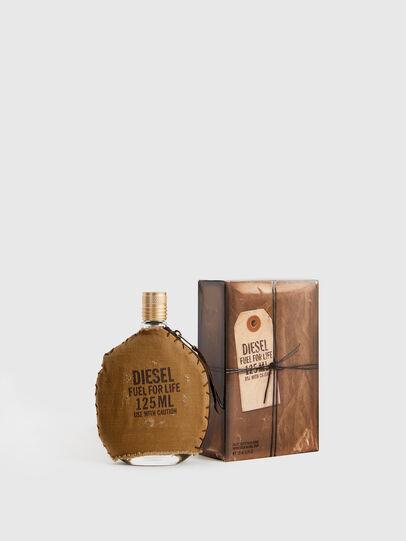 Diesel - FUEL FOR LIFE MAN 125ML, Brown - Fragrances - Image 1