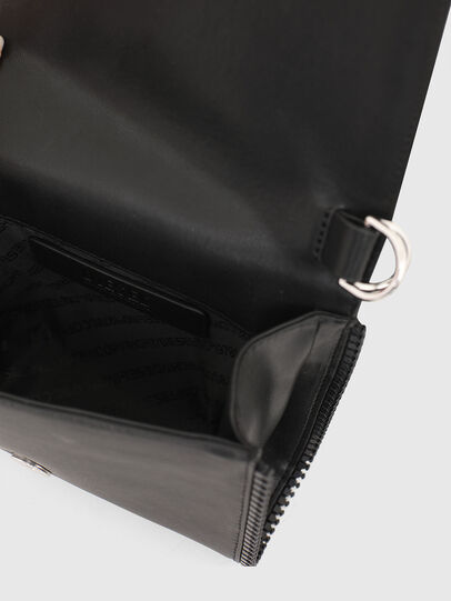 Diesel - YBYS S DEC, Black - Crossbody Bags - Image 4