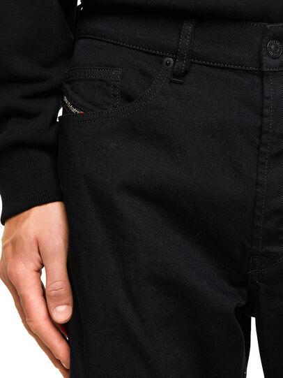 Diesel - D-Macs Straight Jeans 0688H, Black/Dark Grey - Jeans - Image 3