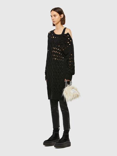 Diesel - M-RADHA, Black - Sweaters - Image 5
