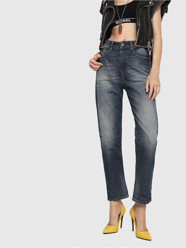 D-Eiselle 089AR, Dark Blue - Jeans