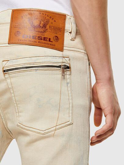Diesel - D-Amny Skinny Jeans 009VJ, White - Jeans - Image 4
