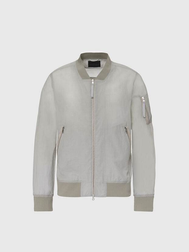 J-DIASPRO, Light Grey - Jackets