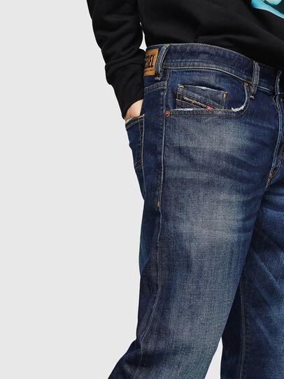 Diesel - Buster 084AC, Dark Blue - Jeans - Image 3