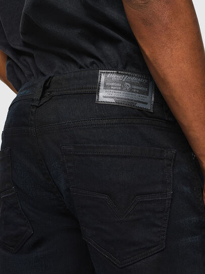 Diesel - Larkee C84AY, Dark Blue - Jeans - Image 4