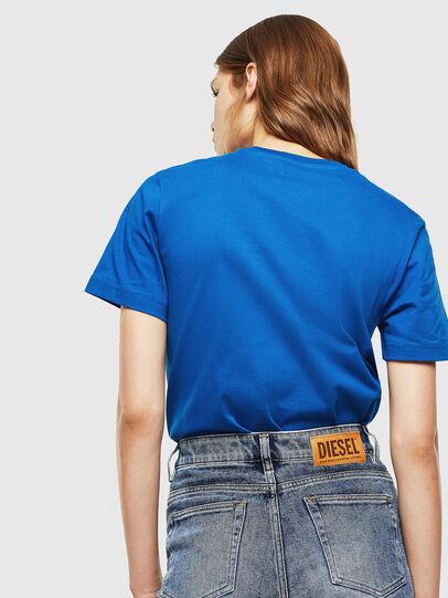 Diesel - T-DIEGO-001978, Brilliant Blue - T-Shirts - Image 4
