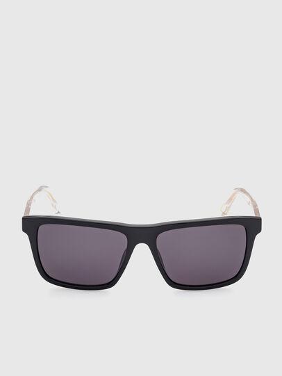 Diesel - DL0349, Black - Sunglasses - Image 1