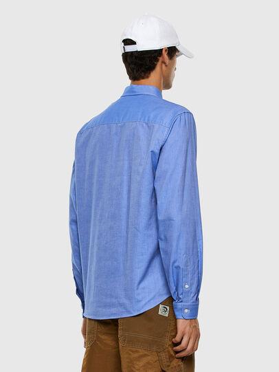 Diesel - S-JAMES, Blue - Shirts - Image 5
