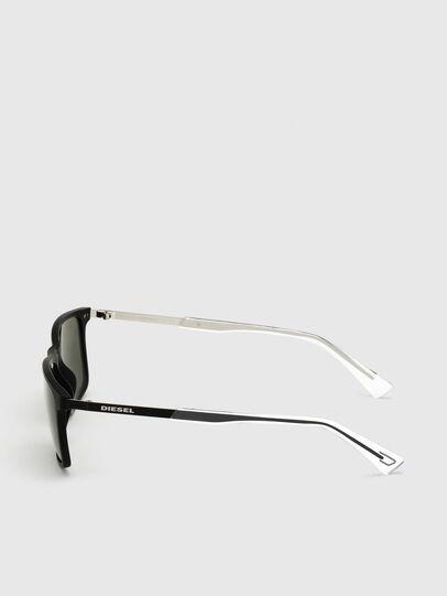 Diesel - DL0312, Black - Sunglasses - Image 3