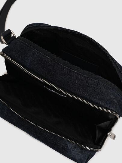 Diesel - FUTURAH II, Blue - Crossbody Bags - Image 4