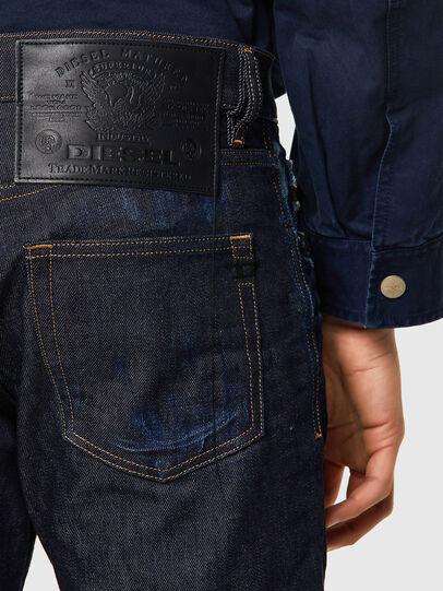 Diesel - D-Strukt Slim Jeans 09A20, Dark Blue - Jeans - Image 3