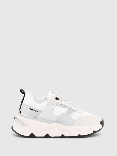 Diesel - S-HERBY LOW, White - Sneakers - Image 1
